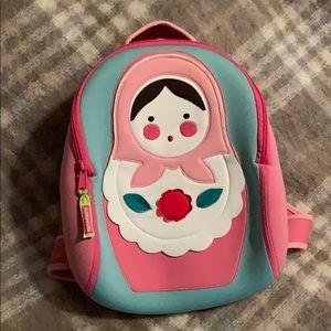 Matryoshka Girls' Backpack